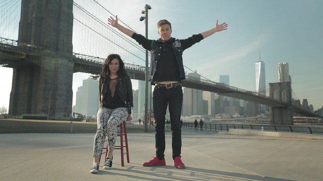 Matt and Kim - Hey Now