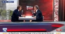 Francois Baroin S'attaque a Emmanuel Macron et Edouard Philippe 16-05-17