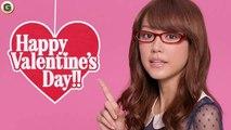 桐谷美玲 CM ブルボン アーモンドラッシュ 「Happy Valentine's Day!!」篇