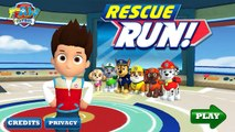 232 232 PAW Patrol Rescue Run By Nickelodeon JAKES MOUNTAIN w RUBBLE & SKYE iOS Android G