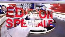 David Pujadas apparaît pour la première fois sur France 2 depuis l'annonce de son éviction du 20H - Regardez