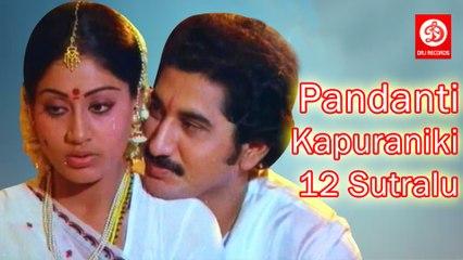 Pandanti Kapuraniki 12 Sutralu | Super Hit Telugu Movie | Ft. Suman, Vijayashanti