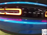 2015 Dodge Challenger RT Scat Pack Blue Leather HEMI 392 17842, sport cars video, sport cars