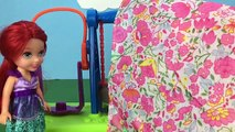 Potty Training with Frozen Elsa and Anna Toddlers! With