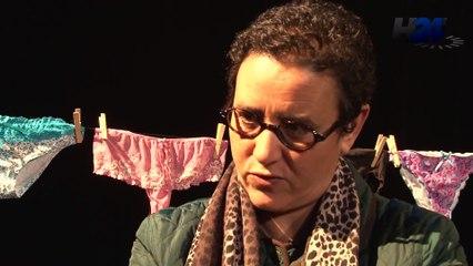 Naima Zitan  ne jugez pas  Dialy  avant d'avoir vu la pièce