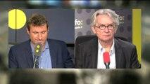 """""""Qui va être chargé de la fonction publique et qui va être chargé de la question industrielle ?"""", Jean-Claude Mailly (FO)"""