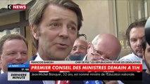 François Baroin attaque Le Maire et Darmanin