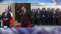 L'intégralité du premier discours de Gérard Collomb en tant que ministre de l'Intérieur