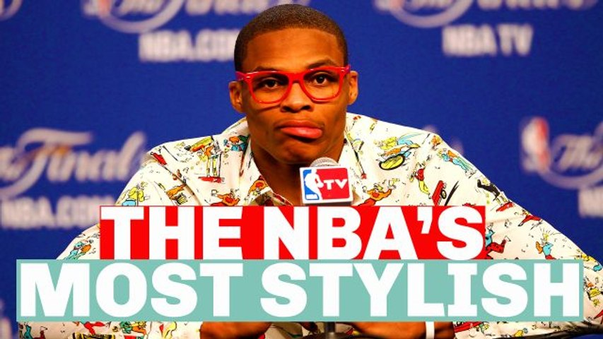 NBA Fashion Awards: The 13 Most Stylish Players Of The Year