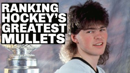Ranking The NHL's Greatest Hockey Mullets Of All-Time