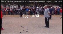 Les leçons de Christian FAZZINO à Fréjus - Le ciseau !