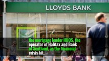 U. K. Government Sells Final Stake in Lloyds Banking Group -