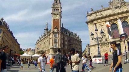 Basket en Centre-Ville 2017 - Lille