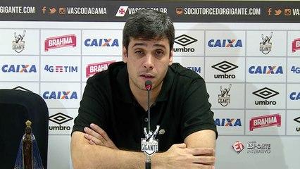 Euriquinho explica situação de Bruno Paulista e confirma interesse em Anderson Martins