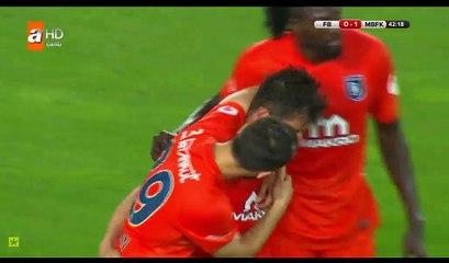 Emre Belozoglu Goal HD - Fenerbahce 0-1 Basaksehir - 17.05.2017