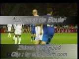 Le coup de boule - Zidane il a tapé - Clip de l'été 2006