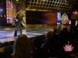 Faith Hill Black Leather Pants Divas Live 2000