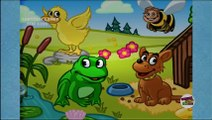 Amazing Animal Farm Puzzle Educational and Funny Video Games for Kids Animals in the Farm