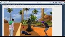 LOS SIMS 4   Mini Mod Review   Simocide - Mata tus Sims!
