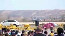 2008 Miramar air show - FA-18F Super Hornet High Show Demo VFA-122