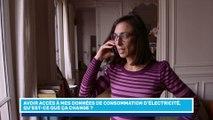 VOTRE NOUVEAU COMPTEUR D'ÉLECTRICITÉ - LA MINUTE INFO : LA GESTION DE SA CONSOMMATION AVECLE NOUVEAU COMPTEUR D'ELECTRICITE