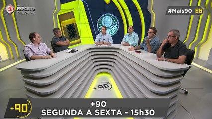 Comentarista do +90 diz que Sassá não jogará pelo Palmeiras