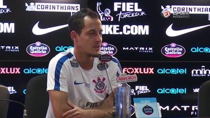 Rodriguinho sobre reforços para o Corinthians: 'Acho necessário'