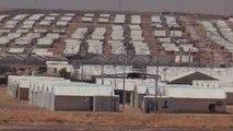 Un campo de refugiados en Jordania, el primero alimentado por energía solar