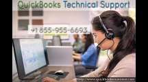 USA QuickBooks Technical Support +1-855-955-6693