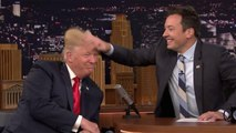 Jimmy Fallon Opens Up About  That Controversial Interview With Trump | THR News