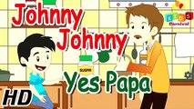 Johny Johny Yes Papa - - Nursery Rhymes  Play School Songs  Easy To Learn