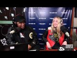 "Silvana Imam Performs Her Hit ""IMAM COBAIN"" Live on Sway In The Morning"