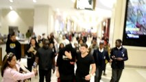 JUSTIN BIEBER LOOK-A-LIKE PRANK SOUTH AFRICA!!! - Entire Mall Attracted - Mall Security Called!