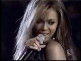 Beyonce Knowles - Naughty Girl - live MTV