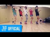 "Wonder Girls ""Like Money"" Dance Practice"