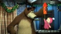 Masha e Orso italiano - S1E14 - Buon Natale - 1x14