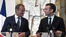 Kiállt az Európai Unió reformja mellett az új francia elnök
