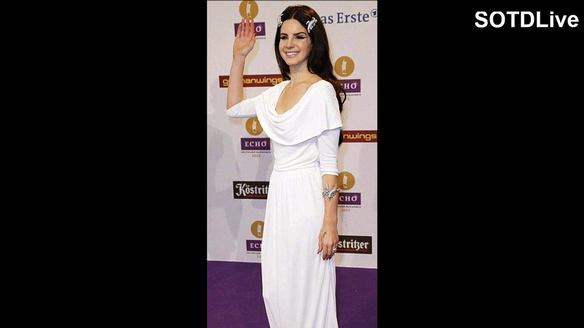 LANA DEL REY looks RAVISHING in WHITE DRESS | SOTDLive | Episode 3