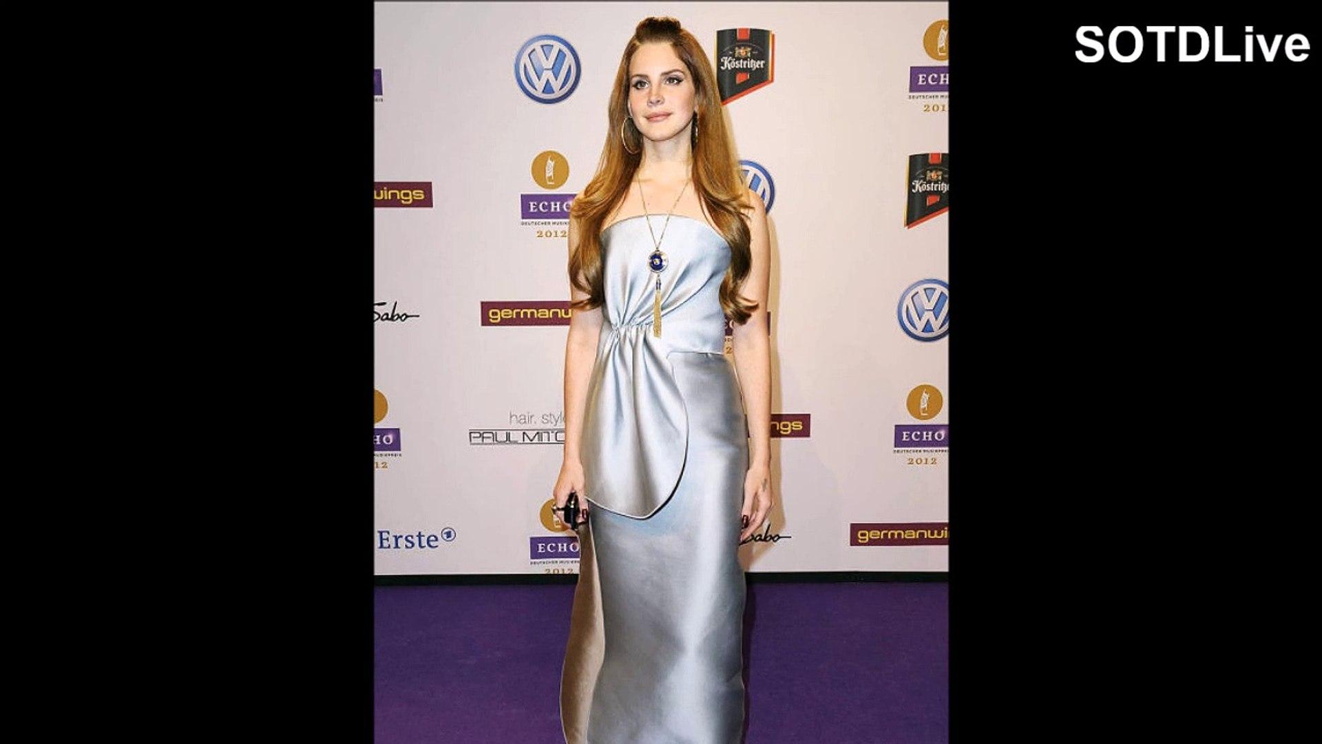 LANA DEL REY looks RAVISHING in GREY DRESS | SOTDLive | Episode 6