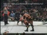 HHH vs The Rock vs Mick Foley vs BigShow Part 2/3