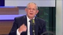 """""""Les trois quinquennats que nous avons vécu ont laissé un champ de ruines politique"""" : Jacques Mézard, ministre de l'Agriculture"""
