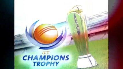ICC Champions Trophy, 2017 schedule.