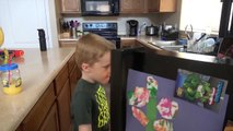 Nerf Gun Prank War Part Two! Ethan and Cole Play Tricks and Attack with Nerf Rival Blasters