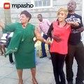 Check Out Pastor Kanyari His Mother And Sister Dancing To Rich Mavoko's Roho Yangu