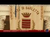 Consiglio Comunale di Barletta del 17/05/2017   Diretta Streaming