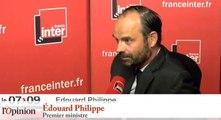 Édouard Philippe : «Nicolas Hulot va énormément apporter au gouvernement»