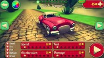Мультик про машинки Игры Гонки для Детей на Ретро Тачках Vertigo Racing Gameplay