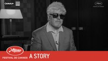 PEDRO ALMODOVAR - Interview - EV - Cannes 2017