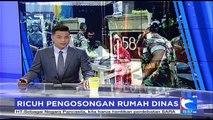 Ricuh Eksekusi Rumah Dinas Oleh TNI