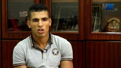 En tête-à-tête avec Mohamed Rabii, champion du monde de boxe